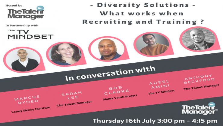 Diversity Solutions - Recruitment and Training
