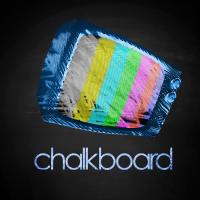Chalkboard TV
