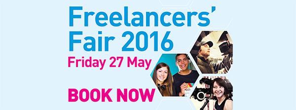 advert for bectu freelancers fair